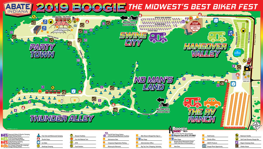 Boogie Property Map
