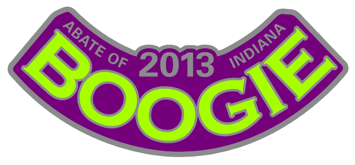 Boogie Pin 2013