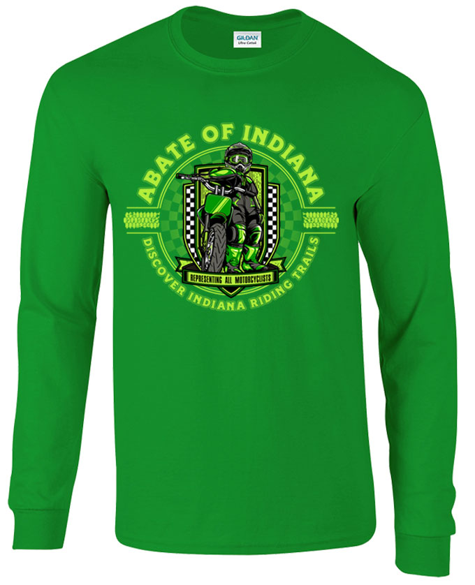 Adult Riding Trails L/S Tee