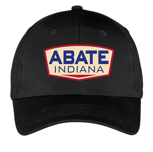 ABATE Indiana Logo Patch Hat