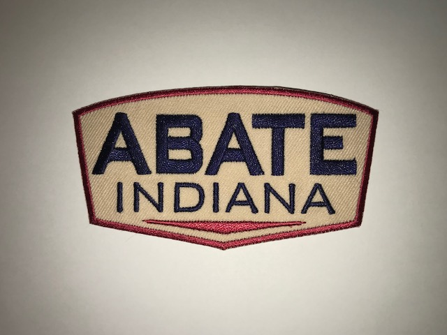ABATE of Indiana Logo Patch