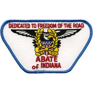 "ABATE ""Member"" Patch - Click Image to Close"