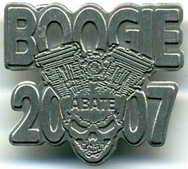 Boogie Pin 2007